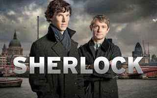 Televisione: sherlock  recensione  review  serie tv