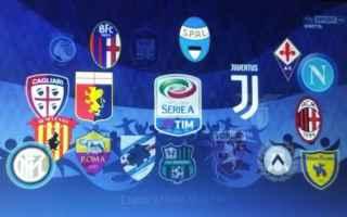 Serie A: serie a 2017-18 campionato