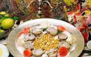 Ricette: cucina siciliana  farina  nocciole