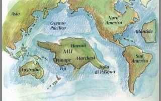 Cultura: lemuria  mito  mu  sclater