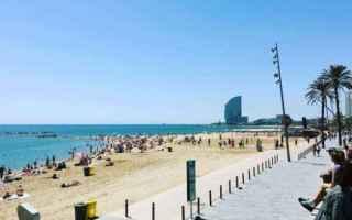Viaggi: estate mare vacanze barcellona turismo