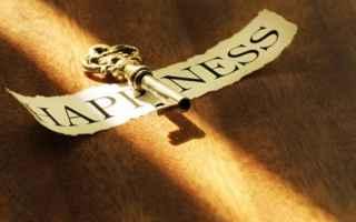 Psiche: felicità  essere felici  come