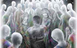 Religione: newton  mondo spirituale  morte  vita