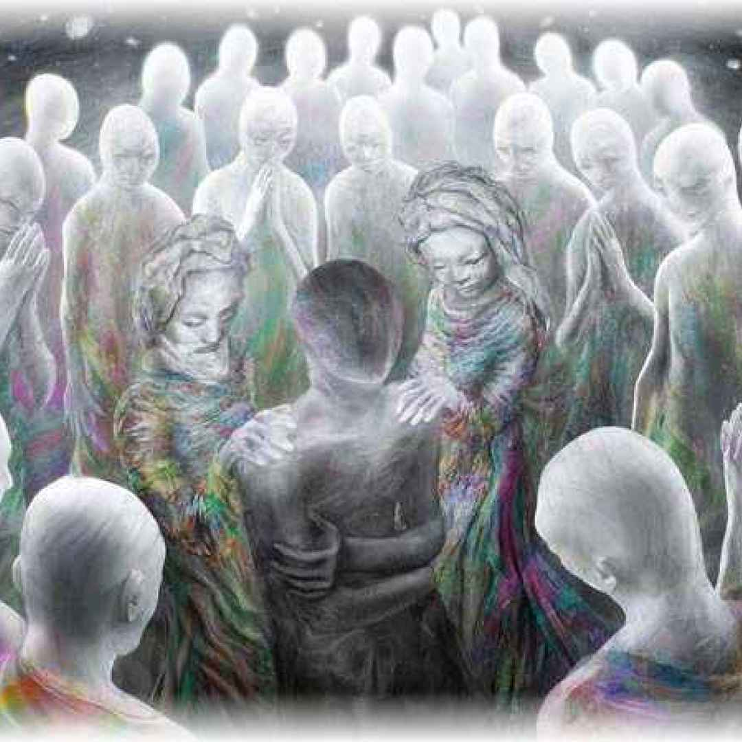 newton  mondo spirituale  morte  vita