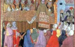 Religione: assisi  cristo  frate francesco