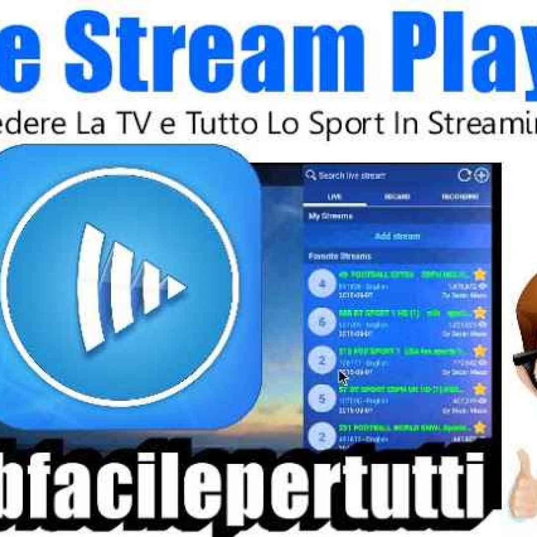 live  stream  player  app