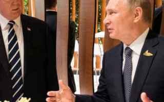 dal Mondo: putin  trump  russia  usa  g20
