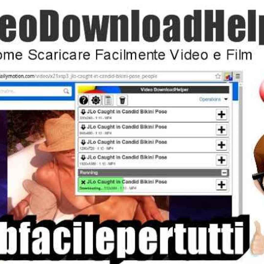 scaricare  video  film  google  firefox