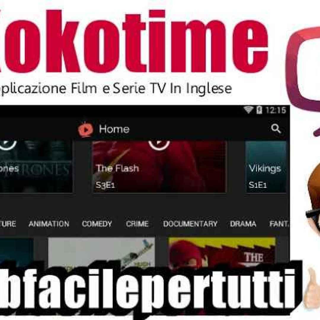 kokotime  app  streaming