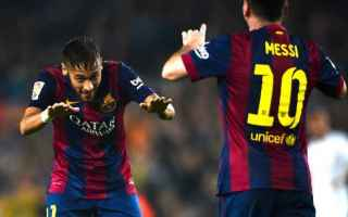 Calciomercato: neymar  messi  barcellona  psg