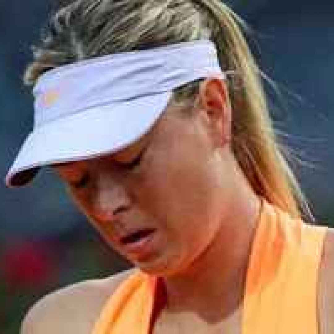 tennis grand slam maria sharapova