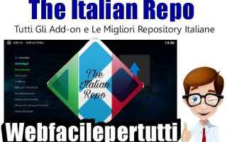 Software Video: the italian repo kodi addon