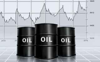 Borsa e Finanza: petrolio  greggio  eia  finanza