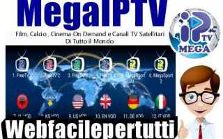 File Sharing: megaiptv  iptv  app  streaming  gratis
