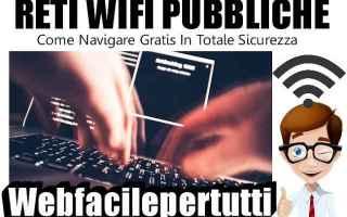 Sicurezza: reti wifi.sicurezza