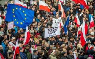 dal Mondo: polonia  politica  europa  democrazia