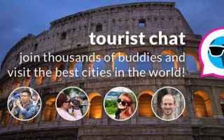 turismo chat viaggi android ios