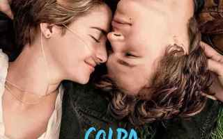 Cinema: colpa delle stelle  differenze  film