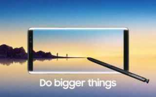 galaxy note 8  phablet  android