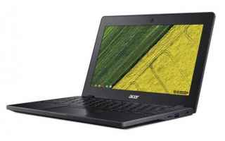 Hardware: chromebook  acer  notebook  scuola