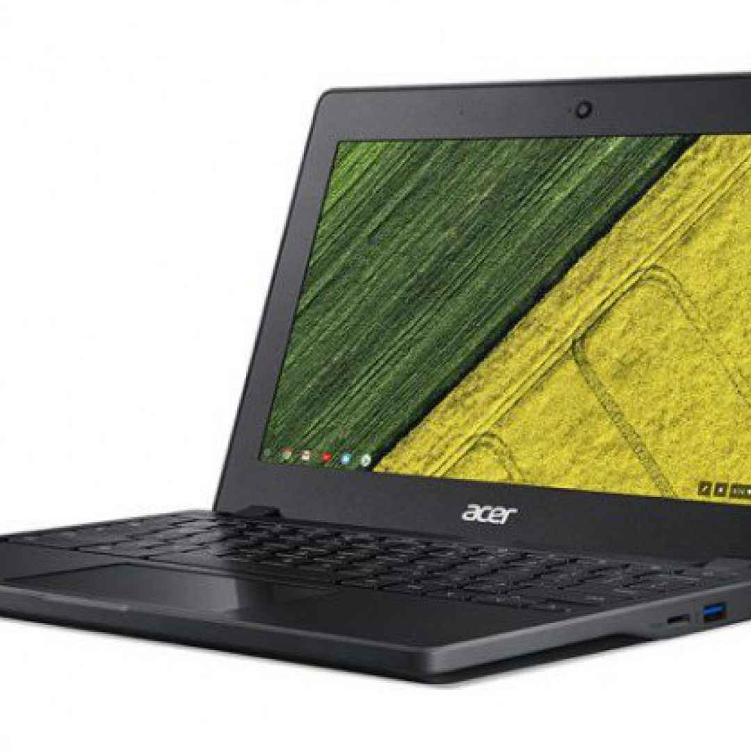 chromebook  acer  notebook  scuola