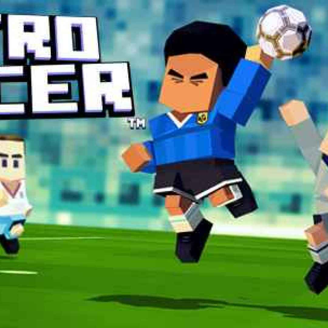calcio android iphone arcade