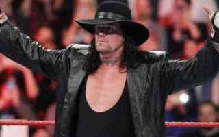 Sport: wwe  undertaker  ritorno
