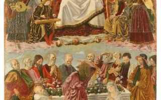 Religione: apocrifi  assunta  dogma  maria