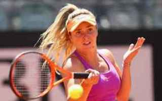 Tennis: tennis grand slam svitolina wozniacki