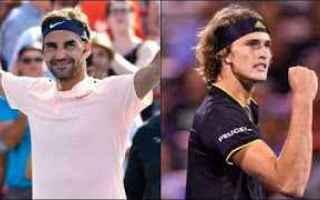 Tennis: tennis grand slam federer zverev