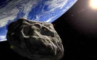 Astronomia: asteroide  terra  ottobre