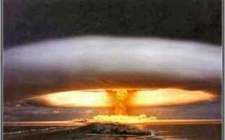 Cultura: tecnologia nucleare  uranio 235  vetro