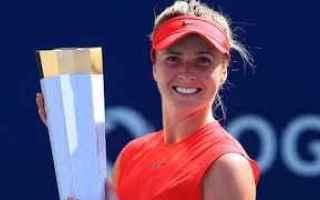 Tennis: tennis grand slam svitolina toronto