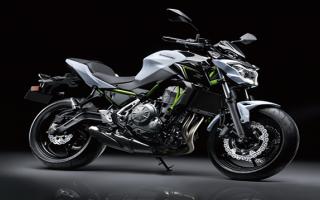 Moto: kawasaki  moto  naked