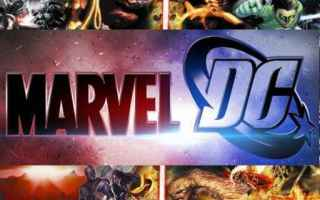 Cinema: marvel dc fox xman