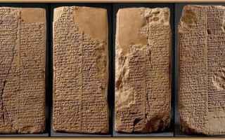 Storia: cronologia  dèi  elenco dei re sumeri