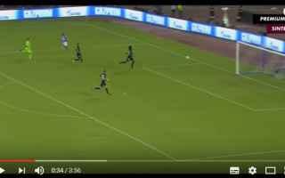 Nella partita di ieri che si è giocata tra Napoli-Nizza il risultato è davvero plateale. Il Napoli