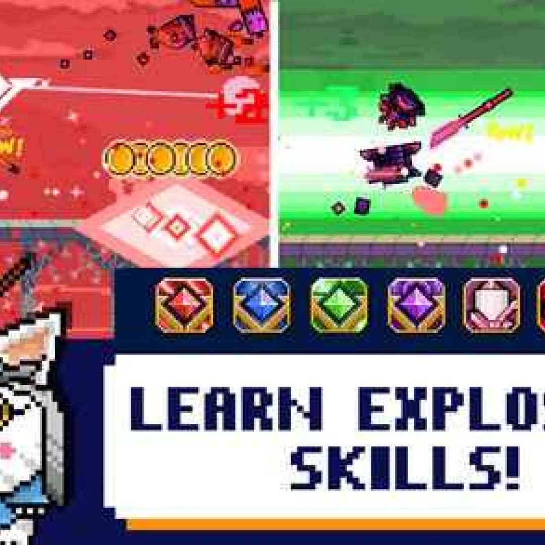 giochi android iphone arcade sparatutto