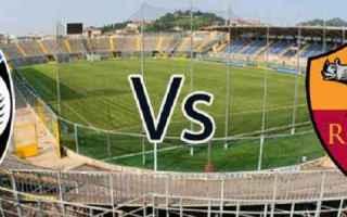 Serie A: roma  atalanta  probabili formazioni
