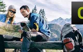 App: outdoor  trekking  montagna  percorsi
