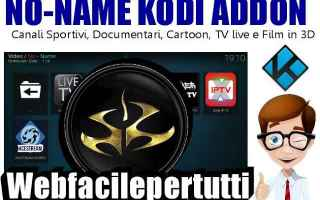 File Sharing: kodi  no name  addon  repo