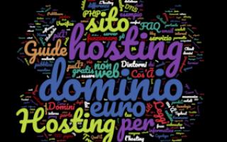 Webmaster: web hosting  dominio  hosting