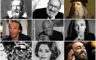 Cultura: citazioni  frasi  personaggi famosi