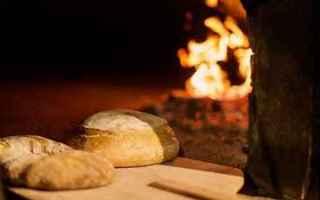 Gastronomia: pane  patate  garfagnana  romani  greci