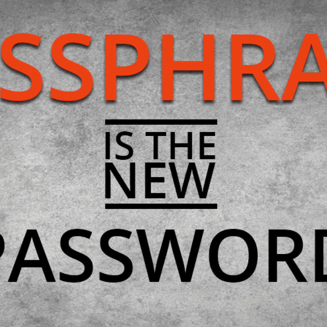 password  passphrase  regole