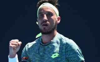 Tennis: tennis grand slam dzumhur bautista