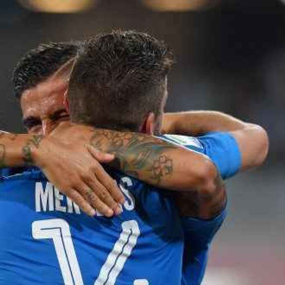 napoli  atalanta  risultato  video gol