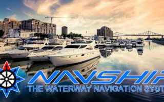 Vela: navigatore  nautica  android  iphone