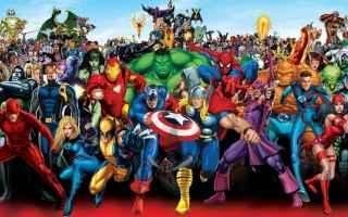 Manga - Fumetti: supereroi  marvel