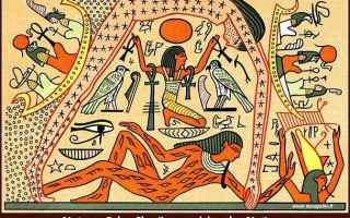 Storia: geb  luna  maya  mito  mitologia egizia